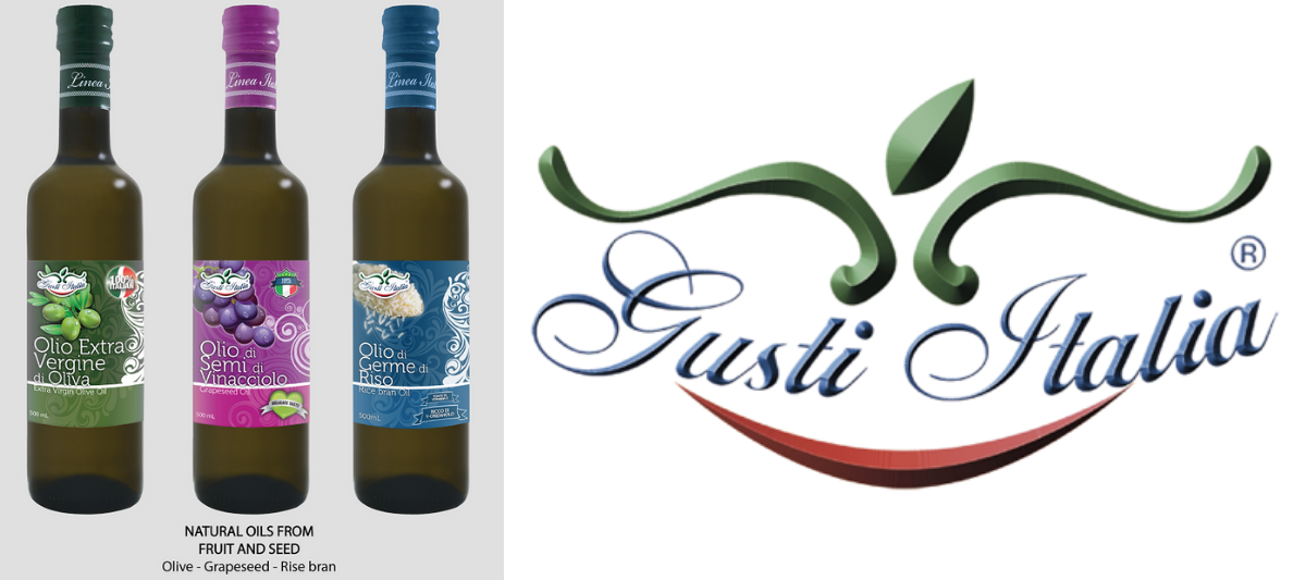 Gusti Italia Brands Banner